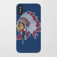 indiana iPhone & iPod Cases featuring indiana by Hugo Tunes