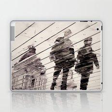 Rainy Day on the Promenade Laptop & iPad Skin