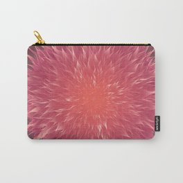 Mandala Flower || Carry-All Pouch