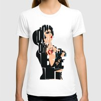 rocky horror picture show T-shirts featuring The Rocky Horror Picture Show - Dr. Frank-N-Furter by A Deniz Akerman
