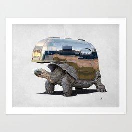 Pimp My Ride (Wordless) Art Print