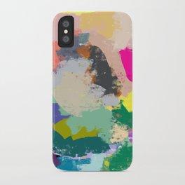 Colour Collision iPhone Case