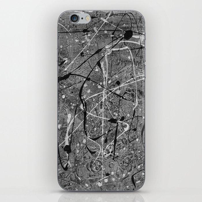Titanium iPhone Skin