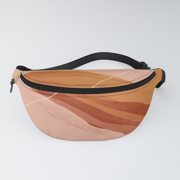 Midwest September Sunset Fanny Pack