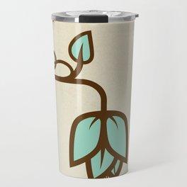 flower Pow! Travel Mug