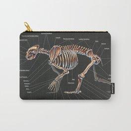 Artctodus Simus Skeletal Study Carry-All Pouch