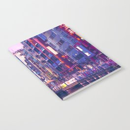 Osaka Citypop Notebook