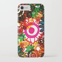 hippy iPhone & iPod Cases featuring Hippy Shake! by Charlotte Douthwaite