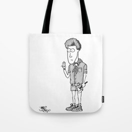 Eagle Scout Tote Bag
