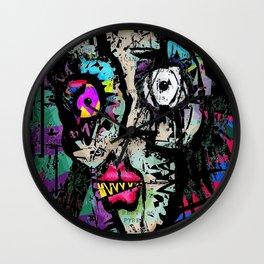 Trismegistus. By Brett Sixtysix Wall Clock