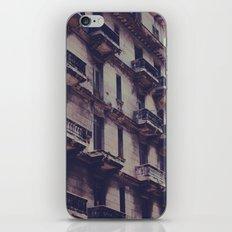 missing balcony iPhone & iPod Skin