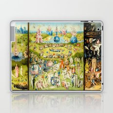 The Garden of Earthly Delights by Bosch Laptop & iPad Skin
