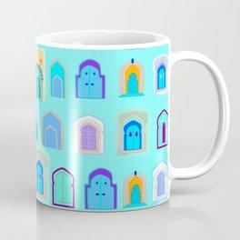 Moroccan Doors Coffee Mug