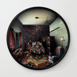 Sweet Dreaming Wall Clock