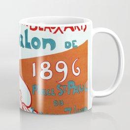 Liège 1896 Art salon Coffee Mug