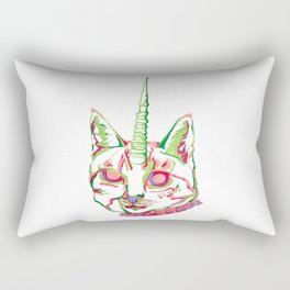 Punk Unicat Rectangular Pillow