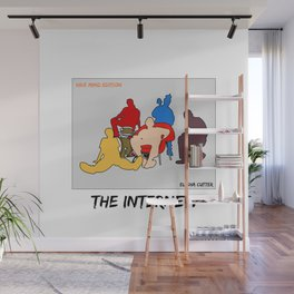 THE INTERNET Wall Mural