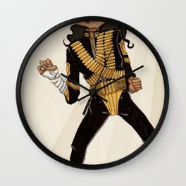 Dangerous Wall Clock