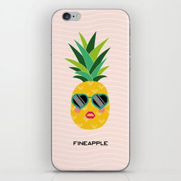 Fineapple iPhone Skin