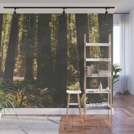 TOUGH TREES Wall Mural
