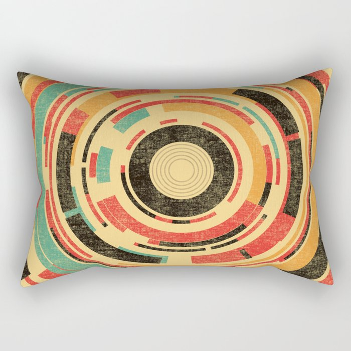 Space Odyssey Rectangular Pillow