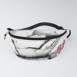 Victory in Stone Fanny Pack