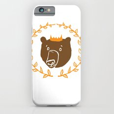 King of the Bears iPhone 6s Slim Case