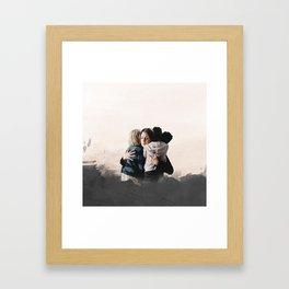We'll Be Fine Framed Art Print