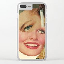 Sense Memory Clear iPhone Case