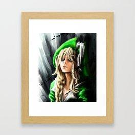 Magi Framed Art Print