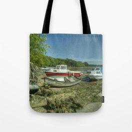 Fal Boats Tote Bag