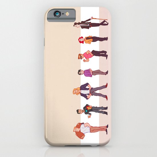 Off-Hours iPhone & iPod Case