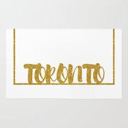 Gold Toronto Rug