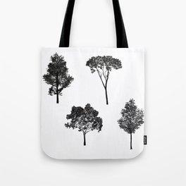 Magic Trees Tote Bag