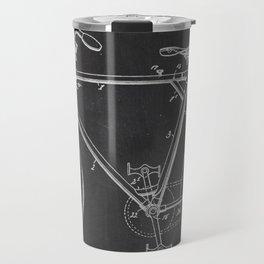 Bicycle Frame Patent Travel Mug