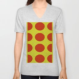Moon Phases Unisex V-Neck