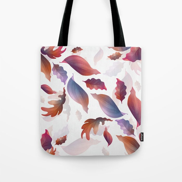 Abstract Autumn Tote Bag