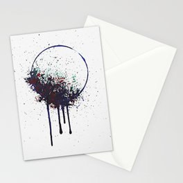 Brain Corrosion Stationery Cards