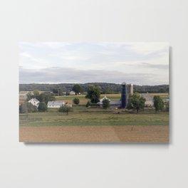 Strasburg Railroad Series 15 Metal Print