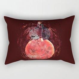 BlackStar Rectangular Pillow