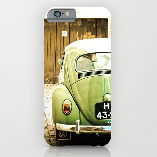 Mrs Olive Green iPhone & iPod Case