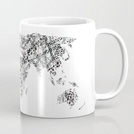 Nomad - Globetrotter Coffee Mug