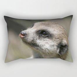Meerkat20151211 Rectangular Pillow