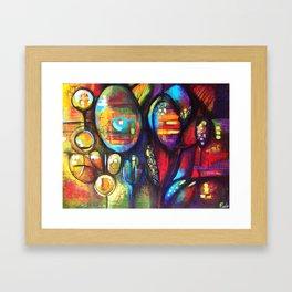 TDAH Framed Art Print