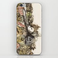 soviet iPhone & iPod Skins featuring Soviet Monuments by Jess Worby