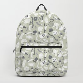 Halloween candy pattern Backpack