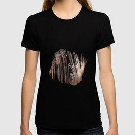 3D Fractal Coils T-shirt
