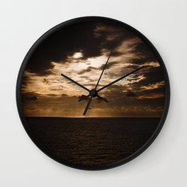 NATURE // I Wall Clock