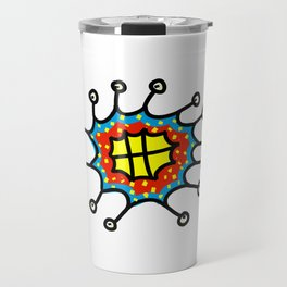Eye Germ Travel Mug