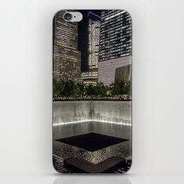 9-11 Memorial New York City iPhone Skin